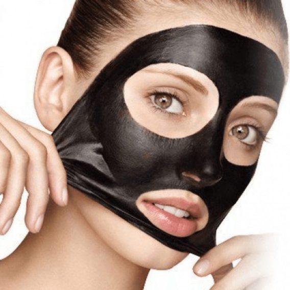 Black Facemask